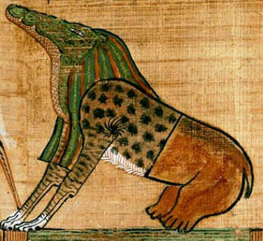 Ammit, eater of souls