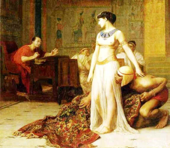 Julius Caesar And Cleopatra Son Queen Cleopatra
