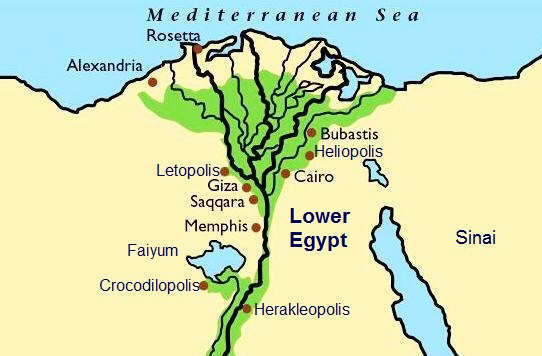 Lower Egypt