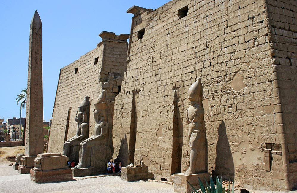 Luxor Temple Picture Gallery